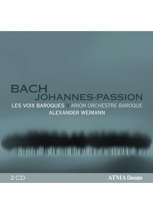 Bach: Johannes-Passion (Music CD)
