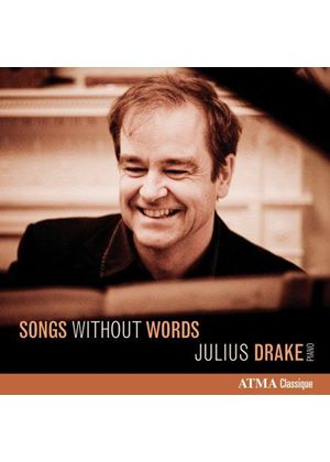 Songs Without Words (Music CD)