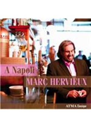 Marc Hervieux - A Napoli (Music CD)