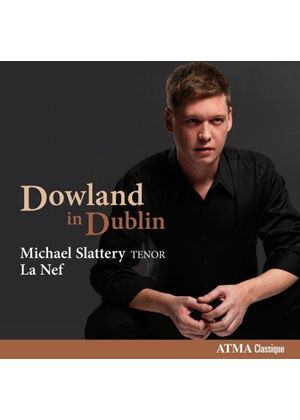 Dowland in Dublin (Music CD)