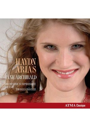 Haydn: Arias (Music CD)