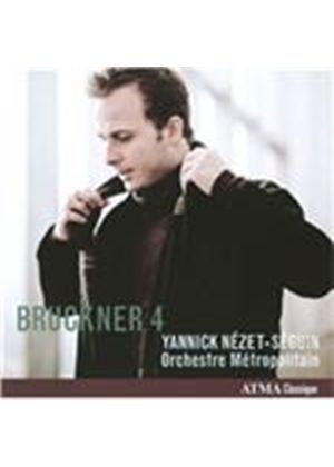 Bruckner: Symphony No. 4 (Music CD)
