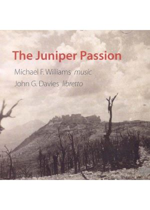 Michael F. Williams: The Juniper Passion (Music CD)