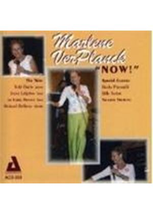 Marlene Verplank - Now! (Music CD)