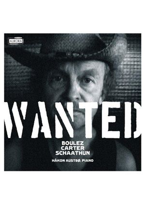 Wanted: Boulez, Carter, Schaathun (Music CD)
