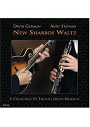 David Grisman And Andy Statman - New Shabbos Waltz (Music CD)