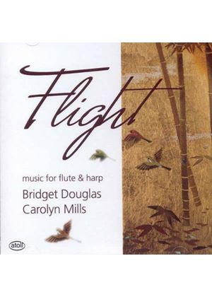 Flight: Music for Flute & Harp (Music CD)