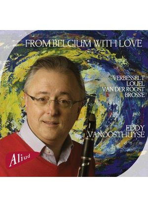 From Belgium with Love [SACD] (Music CD)
