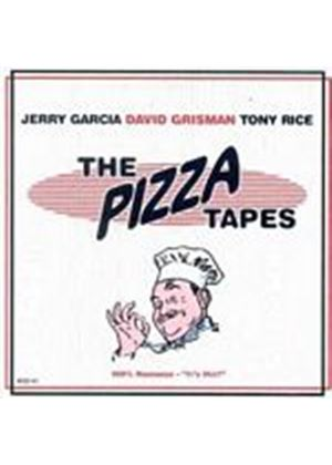 Grisman Garcia And Rice - Pizza Tapes (Music CD)