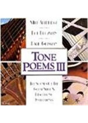BOB BROZMAN - Tone Poems Vol.3