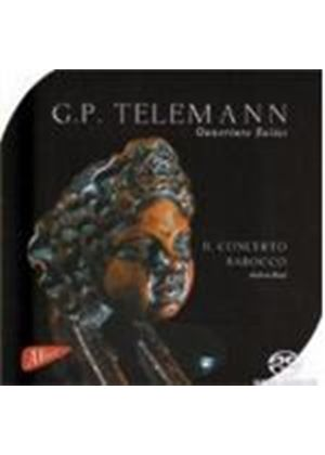 Telemann: Ouverture-Suites (Music CD)