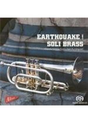 Soli Brass - Earthquake [SACD] (Music CD)