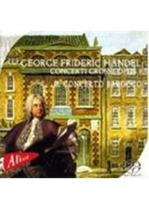 Handel: Concerti Grossi [SACD] (Music CD)