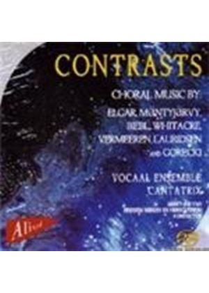 Contrasts (Music CD)
