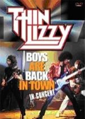Thin Lizzy - Boys Are Back In Town, In Concert