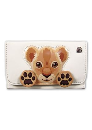 iMP XL Animal Case - Lion Cub (Nintendo 3DS XL/DS XL)