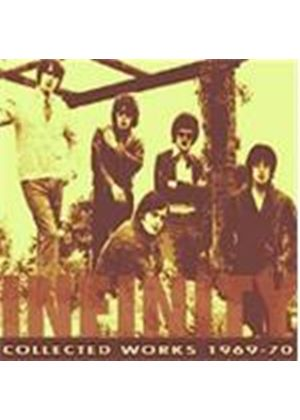 Infinity - Collected Works 1969-1970 (Music CD)