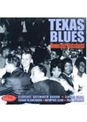 Various Artists - TEXAS BLUES VOL 1 HOUSTON HOTSHOTS