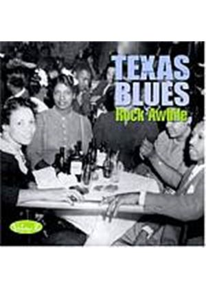 Various Artists - Texas Blues Vol. 2 - Rock A While (Music CD)