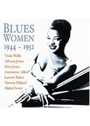 Various Artists - Blues Women 1944 - 1952 (Music CD)
