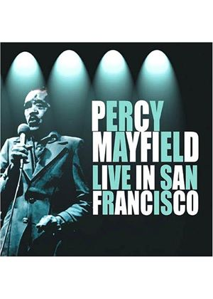 Percy Mayfield - Live In San Francisco