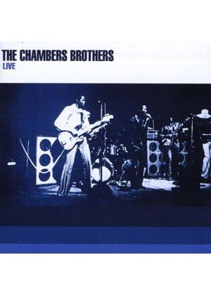 Chambers Brothers (The) - Live