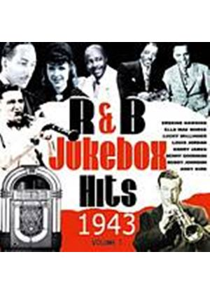 Various Artists - R&B Jukebox Hits 1943 (Music CD)