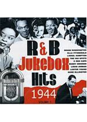 Various Artists - R&B Jukebox Hits 1944 (Music CD)