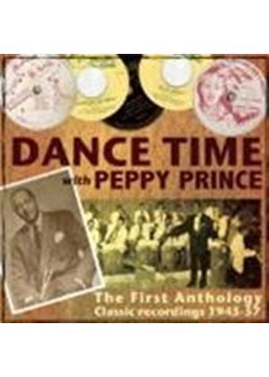 Peppy Prince - Dance Time (Music CD)
