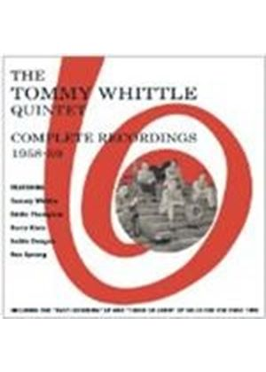 Tommy Whittle Quintet - Complete Recordings 1958-9195 (Music CD)