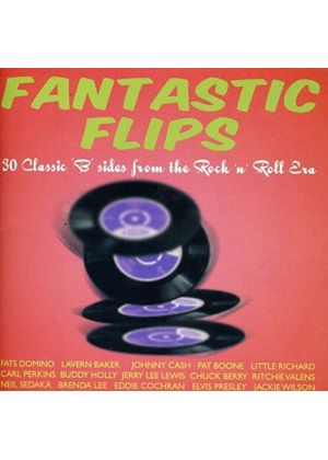 Various Artists - Fantastic Flips (Music CD)