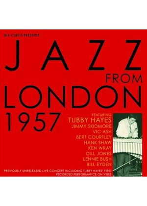 Various Artists - Jazz from London 1957 (Live Recording) (Music CD)