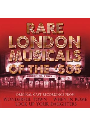 Various Artists - Rare London Musicals of the 1950s (Original Cast Recordings) (Music CD)