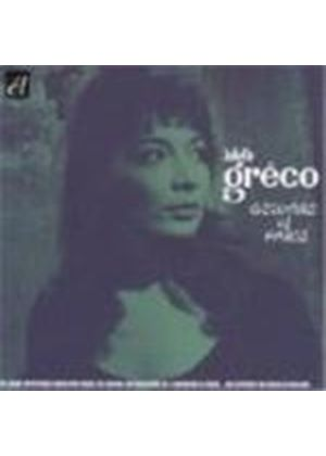 Juliette Greco - Beware Of Paris (Music CD)