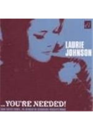 Laurie Johnson - Youre Needed (Music CD)