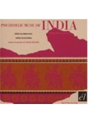Khan, Ustad Ali Akbar - Psychedelic Music Of India (Music CD)