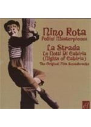 Original Soundtrack - Fellini Masterpieces: La Strada/Nights Of Cabiria [Rota) (Music CD)