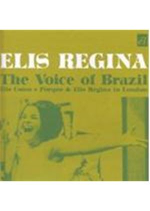 Elis Regina - The Voice Of Brazil
