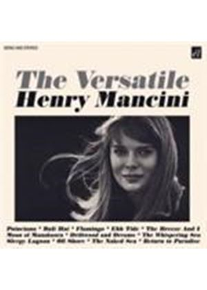 Henry Mancini - Versatile Henry Mancini, The (Music CD)
