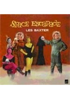 Les Baxter - Space Escapade (Music CD)