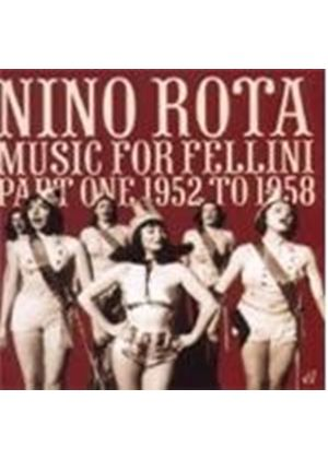 Various Artists - Music For Fellini Vol.1 (1952 To 1958) (Music CD)