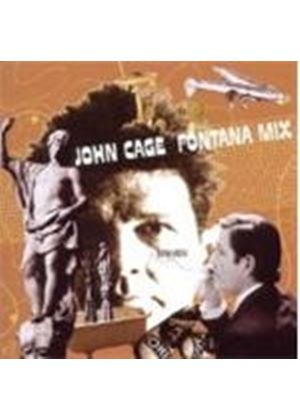 John Cage - Fontana Mix (Music CD)