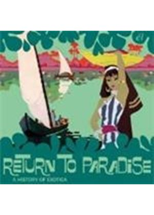 Various Artists - Return To Paradise (Music CD)