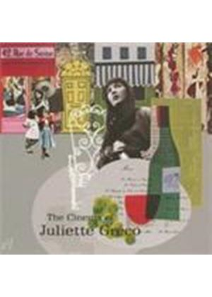 Juliette Greco - Cinema Of Juliette Greco, The (Music CD)