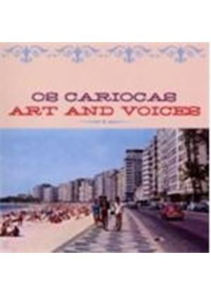 Os Cariocas - Art And Voices (Music CD)