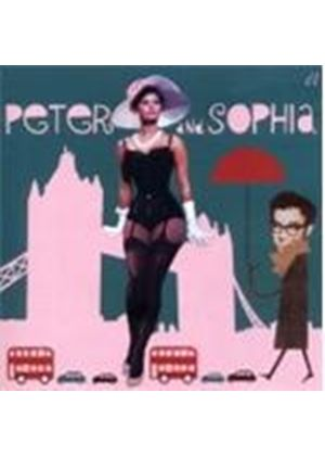 Peter Sellers & Sophia Loren - Peter And Sophia (Music CD)