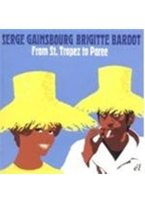 Serge Gainsbourg & Brigitte Bardot - From St. Tropez To Paree (Music CD)