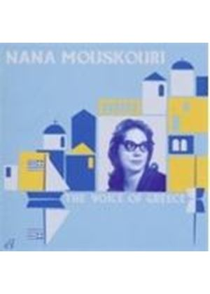 Nana Mouskouri - Voice Of Greece, The (Music CD)