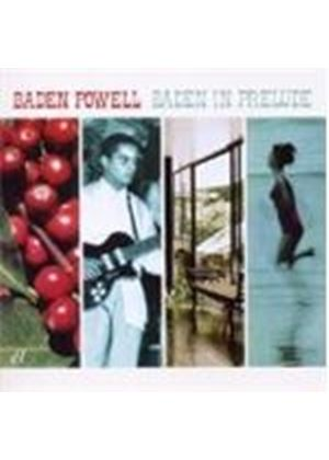 Baden Powell - Baden In Prelude (Music CD)