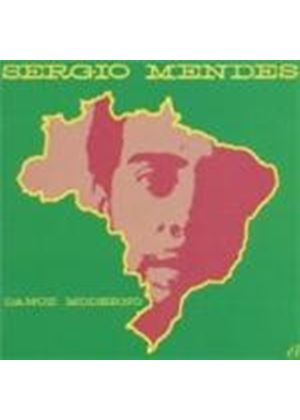 Sergio Mendes & Ed Lincoln - Dance Moderno/Orgao Espectacular (Music CD)